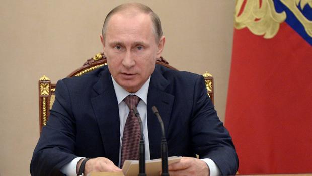 Putin'den Suruç için başsağlığı mesajı