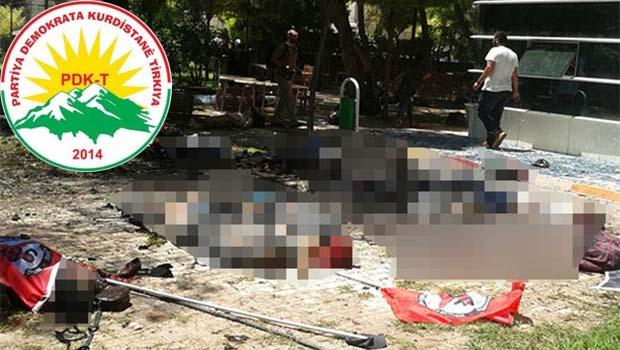 TKDP: Suruç'taki katliamı şiddetle lanetliyoruz