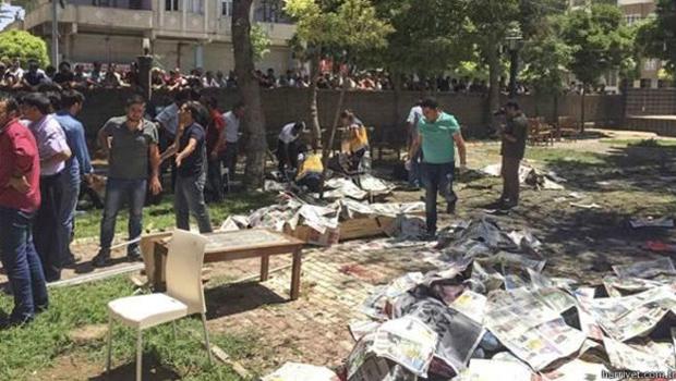 Independent: IŞİD, Türkiye'deki terör eylemlerini çarpıcı biçimde artırdı
