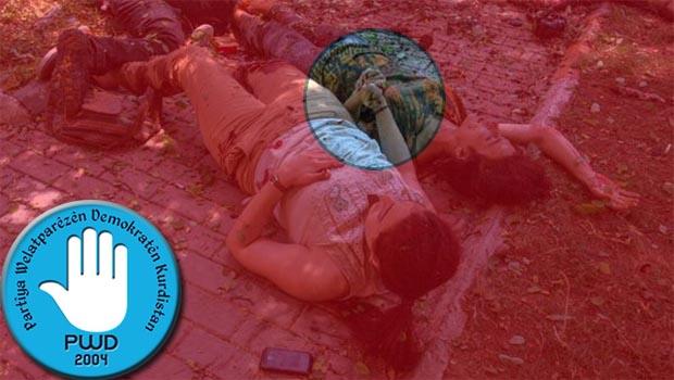 PWD Suruç'ta Kürt Halkına Karşı Gerçekleştirilen İnsanlık Dışı Katliamı Lanetledi
