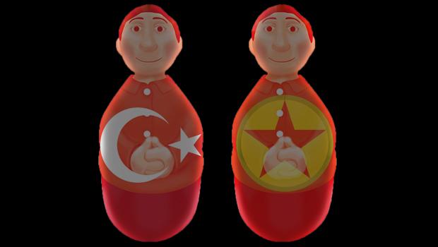 Nuri Çelik: PKK ile Türkiye'nin Hacıyatmaz oyunu