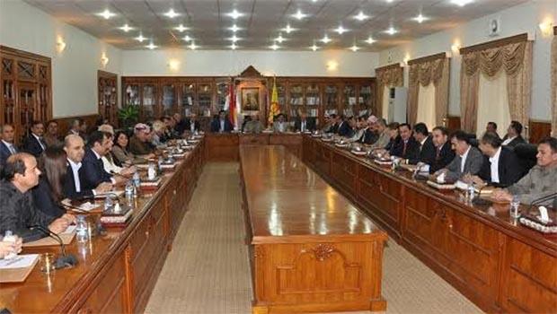 Başkan Barzani, KDP'yi Olağanüstü Topladı