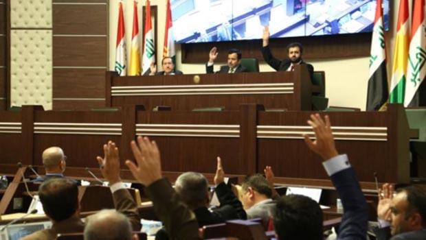 Kürdistan Parlamentosu olağanüstü toplanıyor