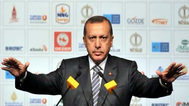 Erdoğan, Cizre'de katledilen 21 sivil için 'terörist' dedi
