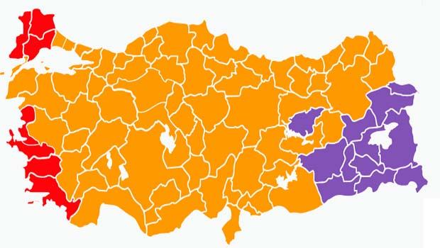 AKP HDP'den 18, MHP'den 36 milletvekili aldı