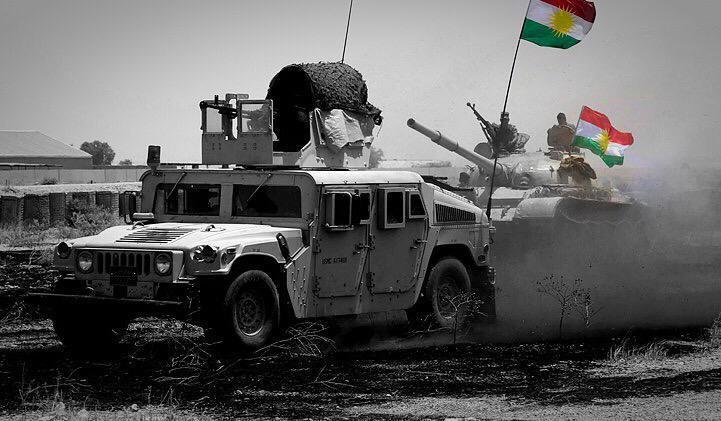 %70 tamam! IŞİD'liler ablukada!