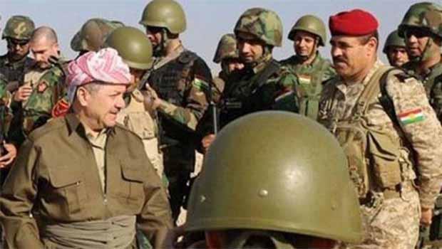 Mesud Barzani Şengal Dağı'nda! 'Şengalin Kurtuluşu Halkımıza Kutlu olsun'