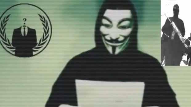 Anonymous: Twitter'de 20 bin IŞİD hesabını engelledik
