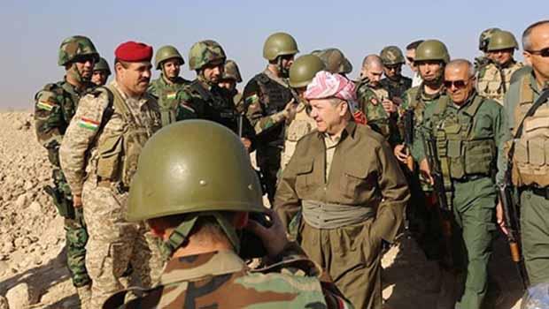 Barzani'den Peşmerge'ye talimat