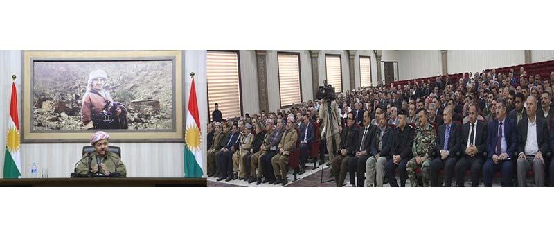 Başkan Barzani: Ezdi kardeşlerimizin yarası tüm Kürdlerin yarasıdır