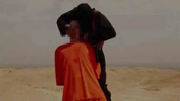 Afganistan, IŞİD'i 'IŞİD yöntemi' ile cezalandırdı