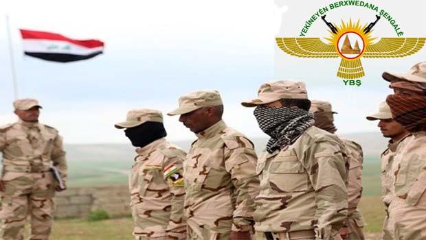 YBŞ Komutanı: Heşdi Şii milislerine bağlı Iraklı bir gücüz!