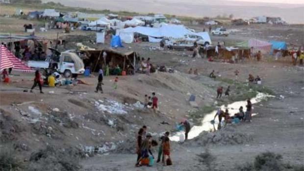 Barzani yardım vakfından Şengal Dağı'na hastane