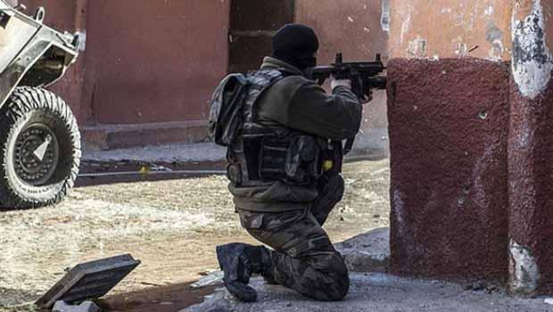 Sur'da çatışma: Bir uzman çavuş hayatını kaybetti