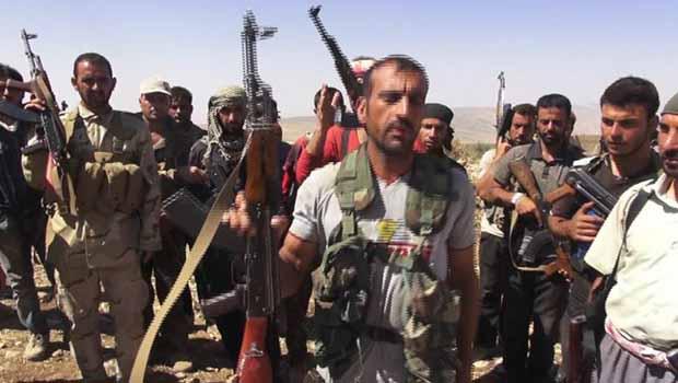 Bağdat'ın Şengal Direniş Birlikleri'ne para gönderdiği iddia edildi