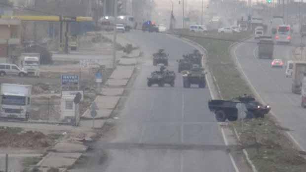 Nusaybin'de çatışma: 1 çocuk öldü, 1 çocuk yaralandı