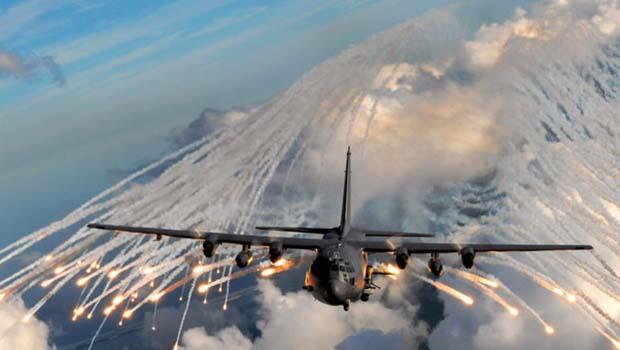 Koalisyon uçaklarından YPG'ye saldıran IŞİD'e bombardıman