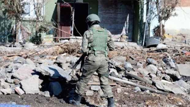 İdil'de çatışma: 1 asker hayatını kaybetti!