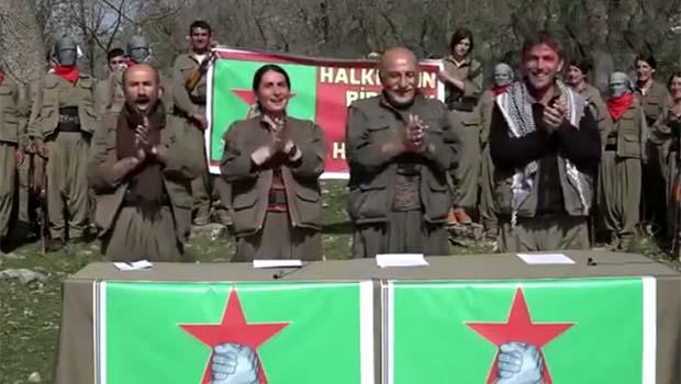 PKK ile Türk Sol Örgütlerinin Muta Nikahlı Birliği Ve Sonuçları