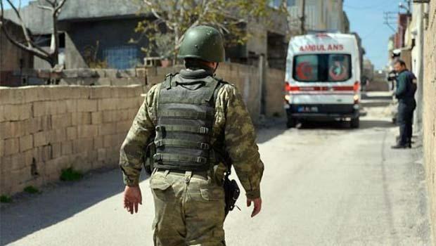 Giresun'da jandarma karakoluna roketatarlı saldırı