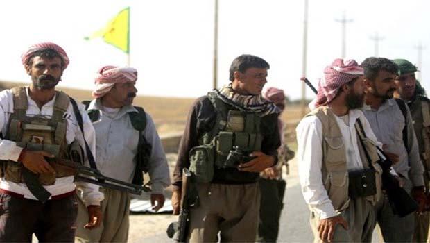 ABD 'Irak destekli' YBŞ'ye silah vermeyecek