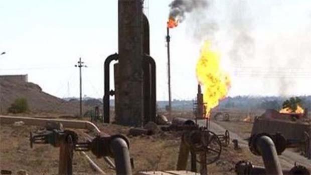 Süleymaniye'de kaçak petrol rafineleri kapatıldı