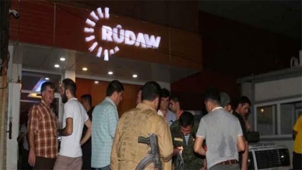 Rûdaw saldırganları yakalandı
