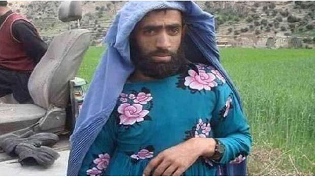 IŞİD üyesi kadın kılığında yakalandı