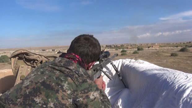 Times: YPG siper kazıyor