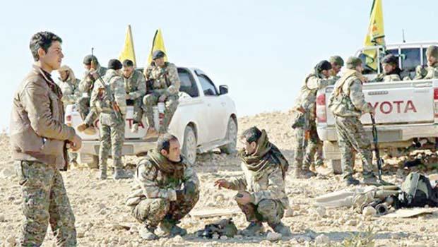 YPG'den flaş Menbic hamlesi