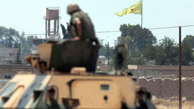 YPG ile Türk askerleri arasında ilk sıcak temas