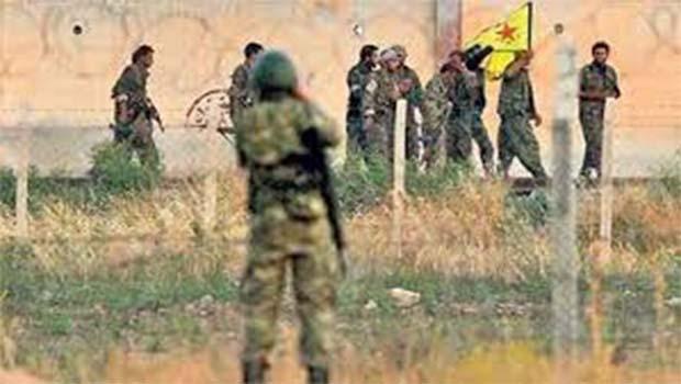 Reuters: YPG ile Türk askerleri arasında karşılıklı taciz ateşi
