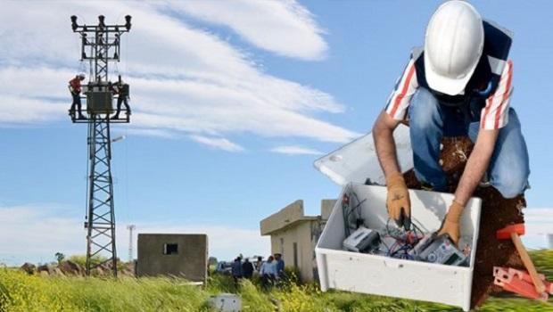 Kürt illerine elektrik şifreyle verilecek