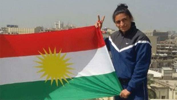 Kürt kadın koşucu Irak'ın en hızlısı