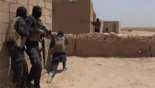 YPG'den IŞİD'e özel operasyon: 9 sivil kurtarıldı