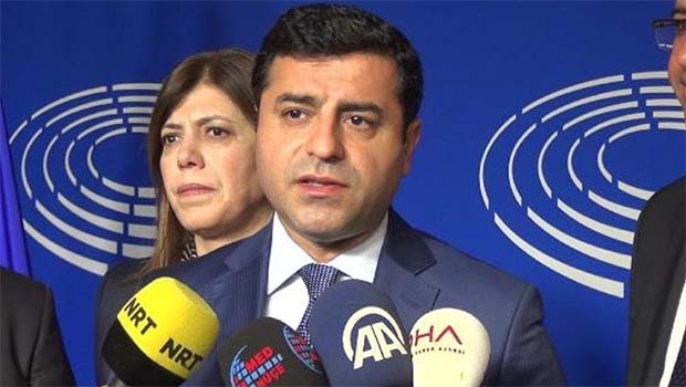 Demirtaş'tan AP'ye 'Çözüm Süreci' çağrısı