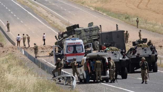 PKK'den 4 ayrı saldırı: 5 asker yaşamını yitirdi