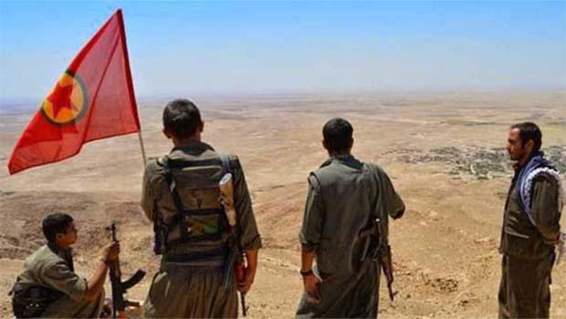 '3 bin PKK'li Musul'da' iddiası!