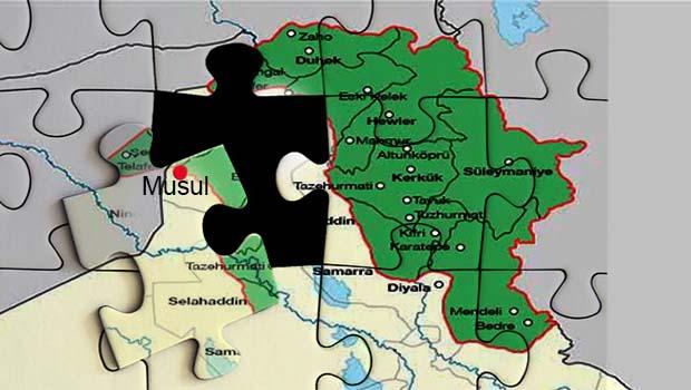 Musul Kürdistan'ın Bağımsızlığına Giden Yolda Son Viraj…