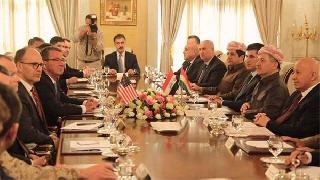 ABD: Ortadoğu Barışının kilit ismi Barzani olacaktır