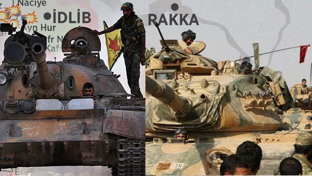 Rakka operasyonu; Türkiye mi, YPG mi?