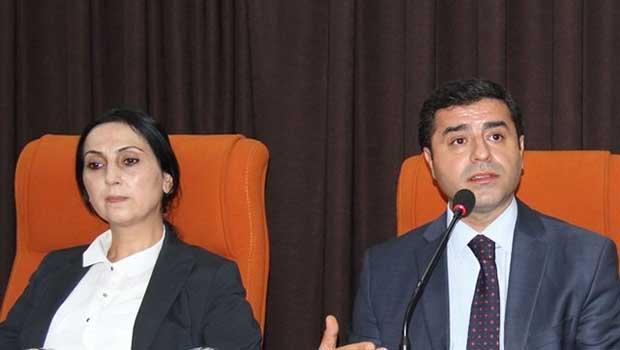 HDP Eş Başkanları ve bazı milletvekilleri gözaltına alındı