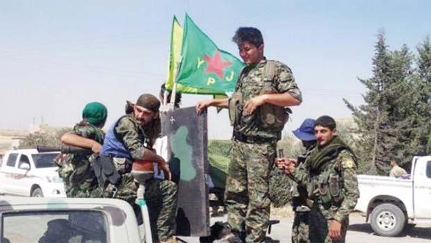Suriye Rejimiyle anlaşan Arap savaşçılar YPG'den ayrılıyor