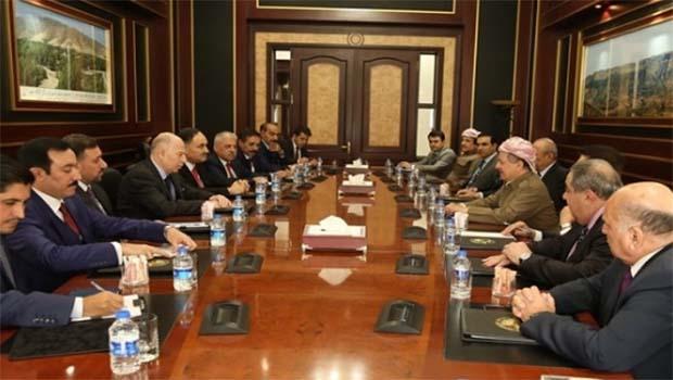 Sünni lider: Barzani IŞİD sonrası sürece de öncülük etmeli