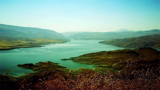 İran, Kürdistan'dan geçen nehirleri kesiyor