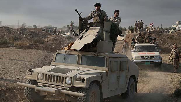 Haşdi Şabi'den Telafer iddiası