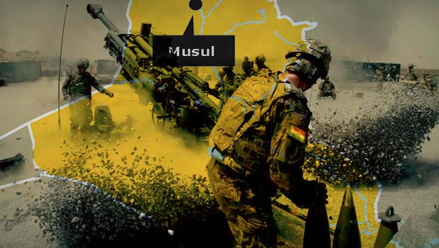 Musul Operasyonunda son durum