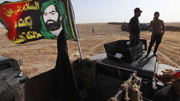 Koalisyon uçakları Haşdi Şabi liderlerinin çadırını bombaladı