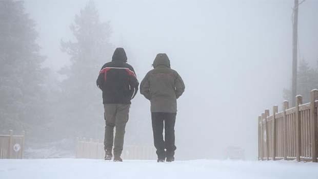 Kürt illerine kar uyarısı