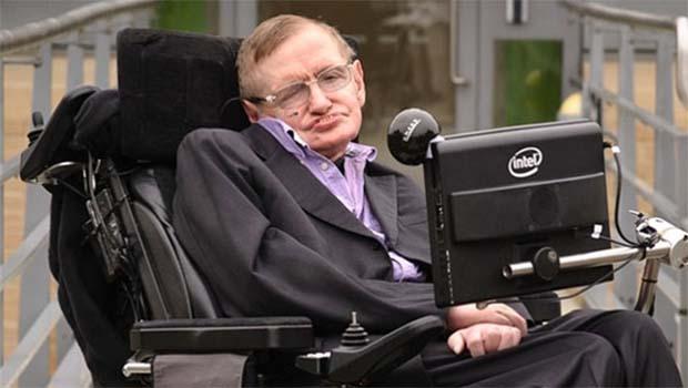 Hawking hastaneye kaldırıldı